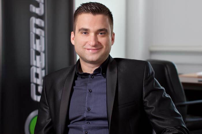 ANDREJ GREGORIČ